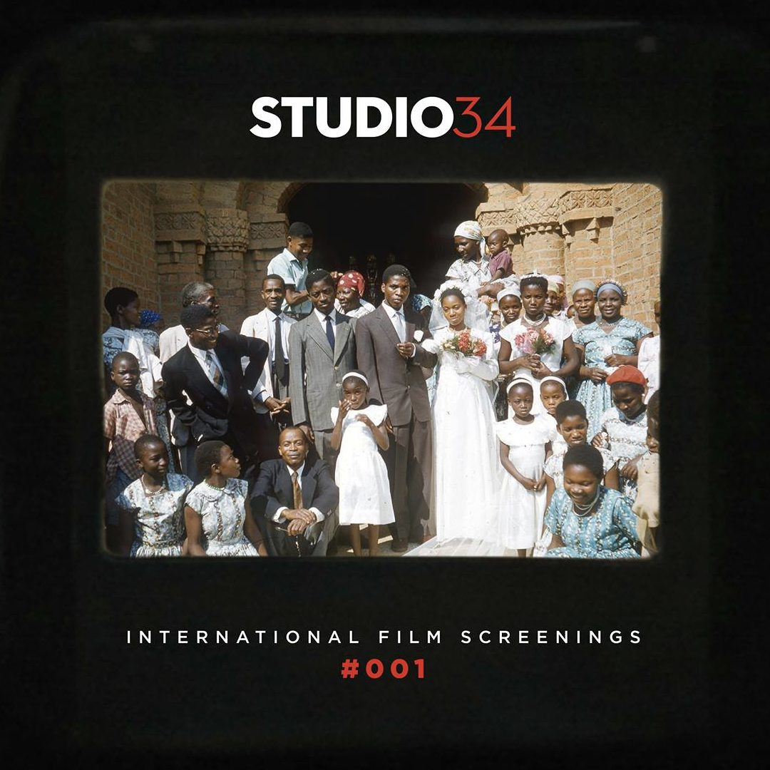 Studio34 presents: | International Film Screening 001